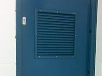 steel anf fire doors