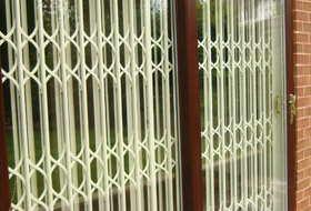 security grilles timperley