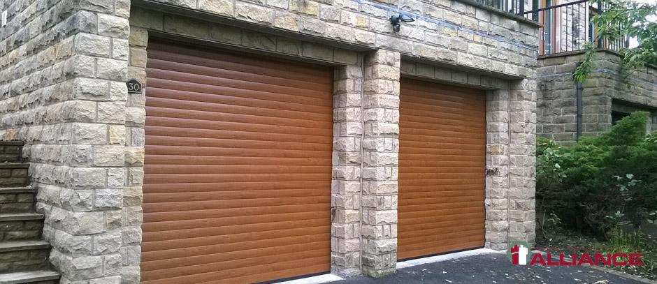 Roller Garage Doors And Automatic Seceuroglide Roller Shutter Garage