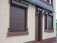 security shutters salford