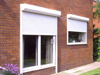 home security shutters salford