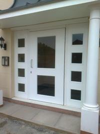 Steel Door Installers For Communal Entrance Doors